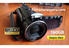 Filmadora Canon S10 Full Hd 32gb Semi Profesional Remate