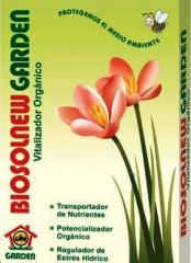Biosolnew Garden (Producto con Certificación Organica )