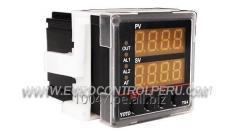 Controladores de Temperatura 48 x 48