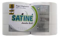 Papel Higiénico Jumbo Roll Alto Diámetro 500m