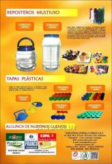 Botellas PET desde 120ml hasta 7000ml