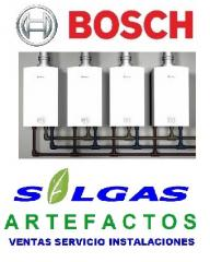 BOSCH CALENTADORES COMERCIALES A GAS