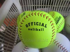 Balon de softball