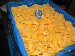 Mango IQF irregular,