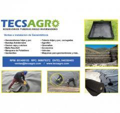 Geomembranas en Peru