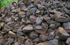 Mineral de Hierro Magnetita