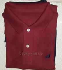 Polo shirt 100% pima cotton Peruvian