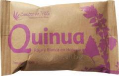 Mix de Hojuelas de quinua roja y blanca