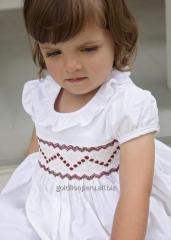 Vestido Panal de Abeja