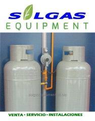 Cilindros para gas