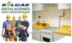 Solgas instalaciones