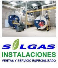 Gas instalaciones comerciales e industriales
