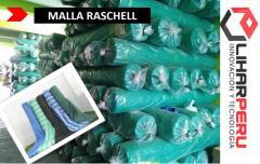 Malla Raschel De 35. 50, 65, 80, 90 Y 95