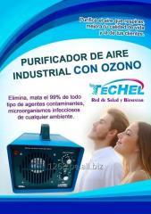 Purificador de aire por ozono