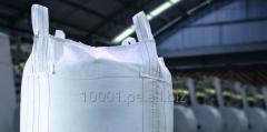 Big Bag, Telas arpilleras, Sacos en general, 100 % polipropileno virgen