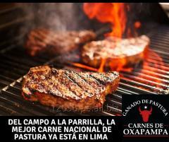 Carne De Pastura De Oxapampa