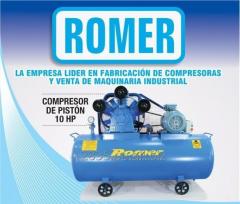 Compresor de Aire Tipo Piston 10 HP