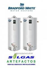 TERMOTANQUES GAS NATURAL