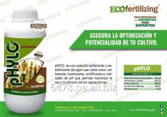 PHYLO - ADHERENTE ACIDIFICANTE CON INDICADOR DE PH