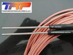Sensores de Temperatura Pt100-RTD, Termistores,