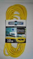 Extension de 03 Tomas x 10 Mts Amarillo - Home