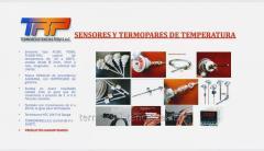 SENSORES DE TEMPERATURA PARA AGROINDUSTRIAS