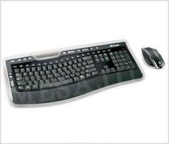 Teclado Microsoft Wireless Laser Desktop 7000
