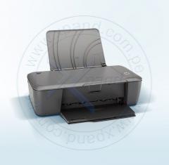 Impresora de tinta HP deskjet 1000 j110a (ch340c)