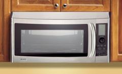 Microondas Kenmore elite microwave-hood