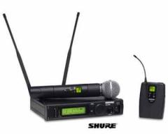 Micrófono Inalámbrico SHURE - Serie ULX-P