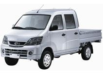 Vehículo Changhe Mini Truck 1021