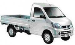 Vehículo Changhe Mini Truck 1020