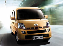 Vehículo Changhe Coolcar