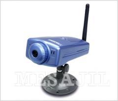 Camara vigilancia Trendnet tv-ip100w wireless