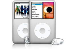 Reproductor iPod classic