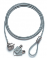 Cable de Seguridad para Notebooks