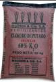 Fertilizante de cloruro de potasio