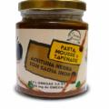 Mousse de aceituna negra con sacha inchi 225 grs