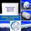 Barras y Planchas de Nylon, Ertalon, Poliamida 6