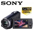 Filmadora Sony Cx290 Full Hd, Lcd 2,7 Lente Angular 60p 50x