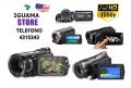 Filmadoras canon hf s100 profesional en full y otras filmadoras muy buenas
