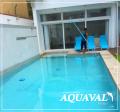 Limpieza y mantenimiento de piscina