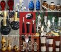 Jarrones y Platos decorativos de Cerámica Chulucanas
