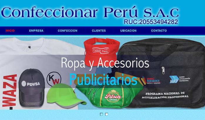 Confeccionar Perú, S.A.C., Villa María del Trunfo