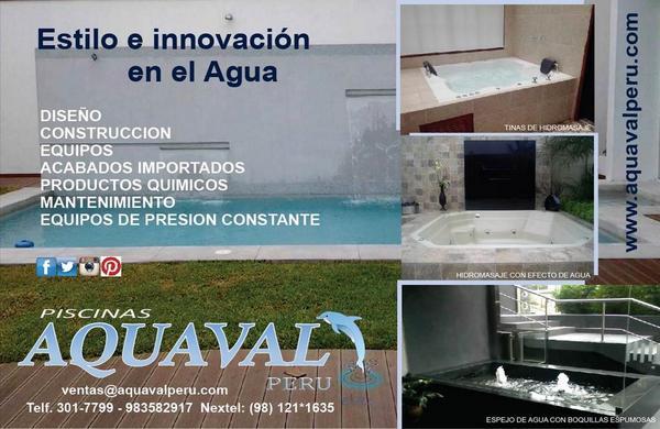 Aquaval Perú, E.I.R.L, Lince