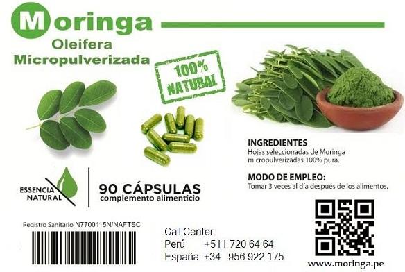 Moringa Pe, Empresa, Huacho