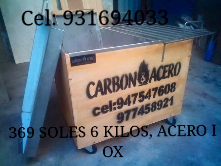 Carbon y acero, Lima