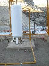 Pedido Servicio de automatización de procesos técnicos para objetos de extracción, transportación, transformación y utilización de gas natural