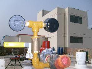 Pedido Servicio de instalacion, puesta en marcha y mantenimiento del equipo registracion y mediacion del volumen de gas