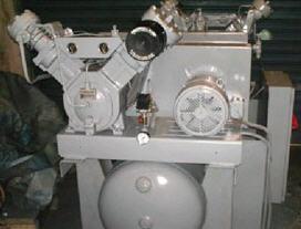 Pedido Servicio de mantenimiento de compresores de tornillo